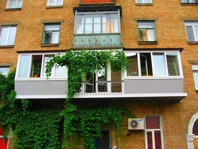 Остекление и отделка балконов с гарантией в щелково.